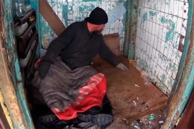 Лечить бездомных в Тольятти не на что
