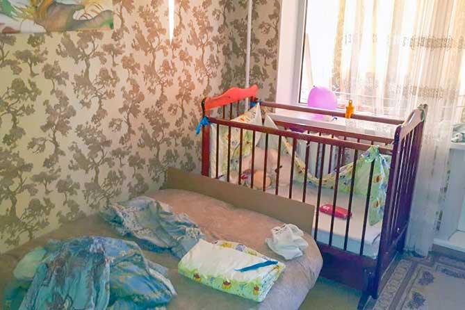 В Тольятти задержан мужчина по подозрению в избиении годовалой дочки