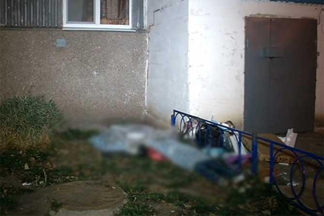 В Тольятти женщина с ребенком на руках выпала с девятого этажа