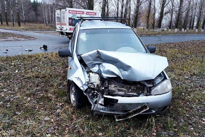 В ДТП пострадал 11-летний мальчик — пассажир автомобиля