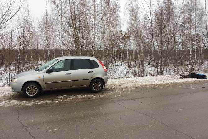 На автодороге «Тольятти-Димитровград» произошла трагедия