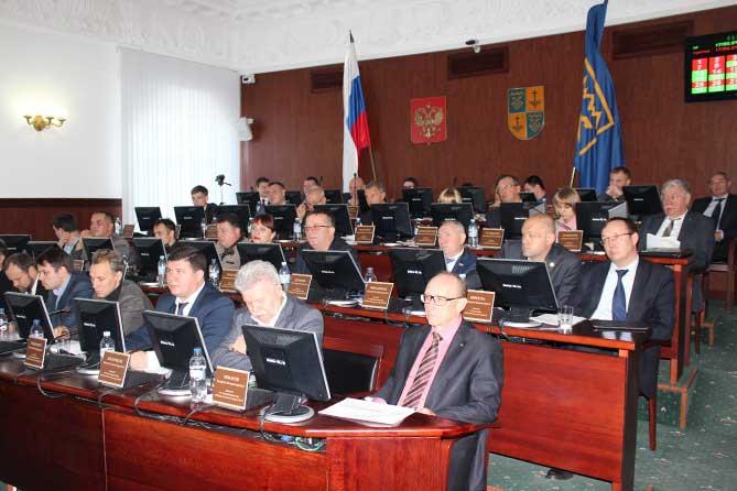 У депутатов много вопросов по поводу социально-экономического развития Тольятти