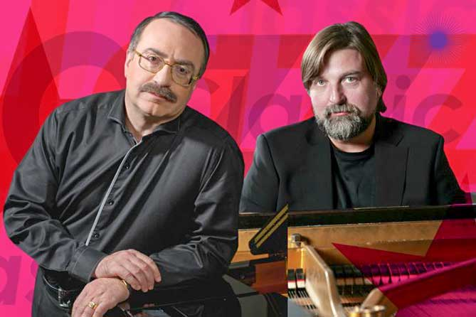 В Тольятти «зажгут» мэтры джаза Даниил Крамер и Валерий Гроховский