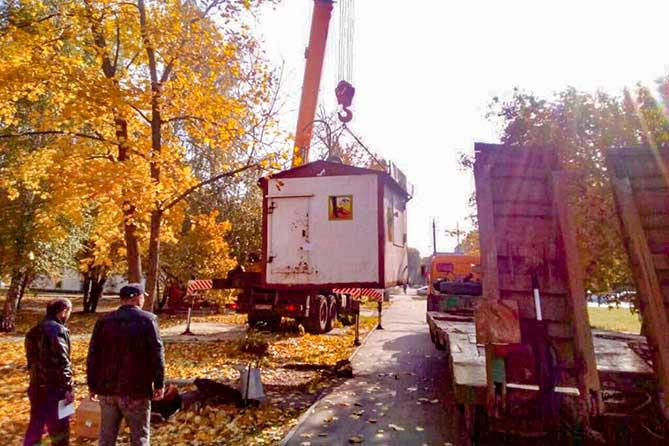 В Тольятти убрали 42 незаконно размещенных нестационарных торговых объекта