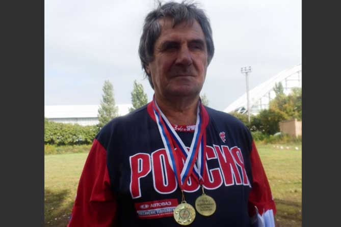 Метатель молота Николай Козыренко выразил желание возглавить Ставропольский район