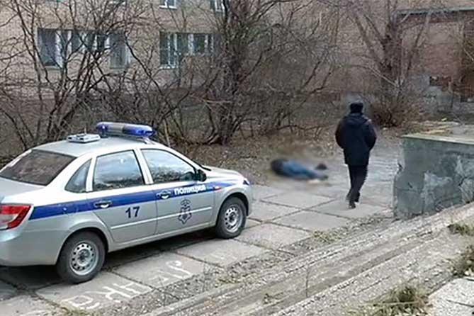 В Тольятти на улице Мира обнаружено тело мужчины