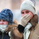 Аномально-холодная погода в Самарской области с 14 по 18 ноября 2018 года