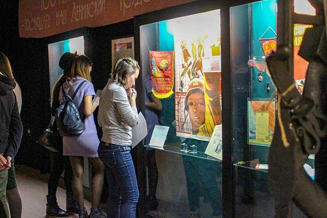 В Тольятти состоялась «Ночь искусств» 2018