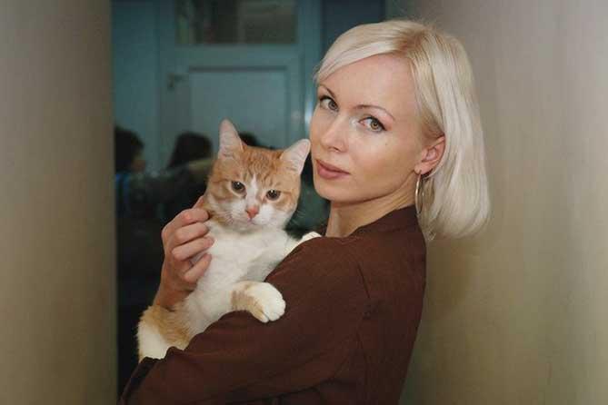 Тольяттинский «Приют Кошкин дом» получил президентский грант