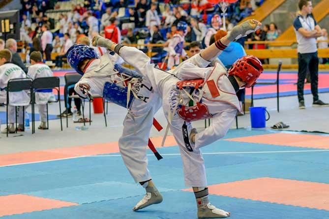 Победы тольяттинцев на спортивных турнирах высокого уровня в октябре 2018 года