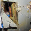 Житель Тольятти вскрыл сейф и похитил деньги