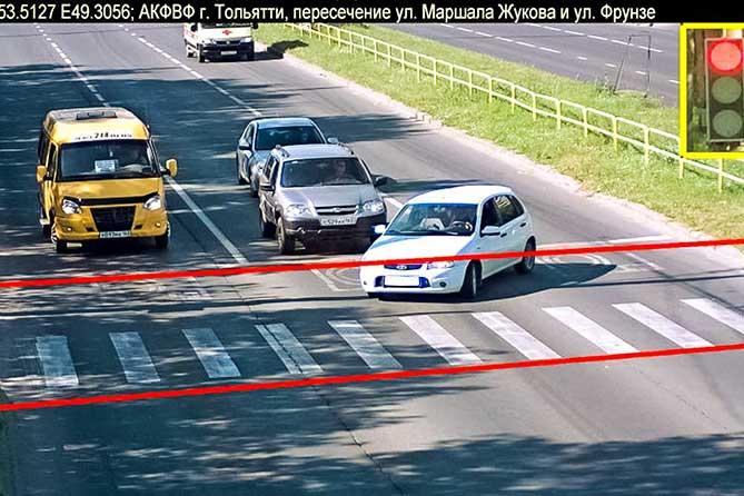 Водитель из Тольятти действовал в состоянии крайней необходимости