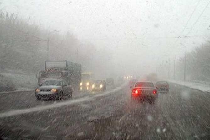 Погода в Тольятти с 20 по 23 ноября 2018 года: Снег и порывистый ветер