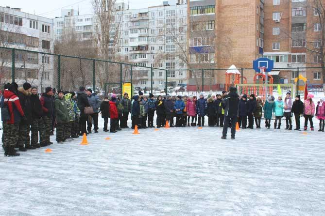 В Тольятти состоялось торжественное открытие трех спортивных объектов