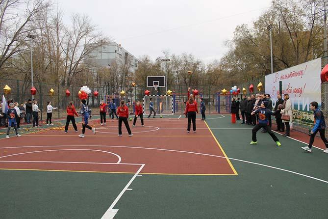 Какие спортивные площадки необходимо построить в Тольятти: Голосование завершилось