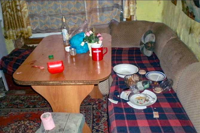 В Тольятти отец спаивал своего малолетнего сына