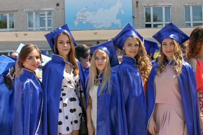 Студент года 2018 в Тольятти