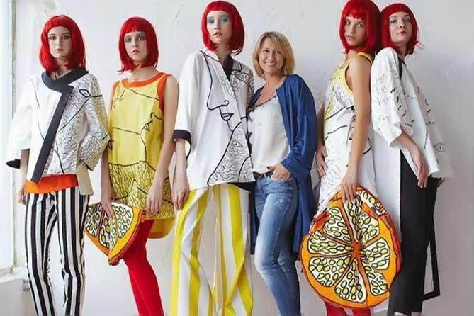 Светлана Абашина из Тольятти стала финалисткой Международного конкурса дизайнеров «Арбуз» 2018