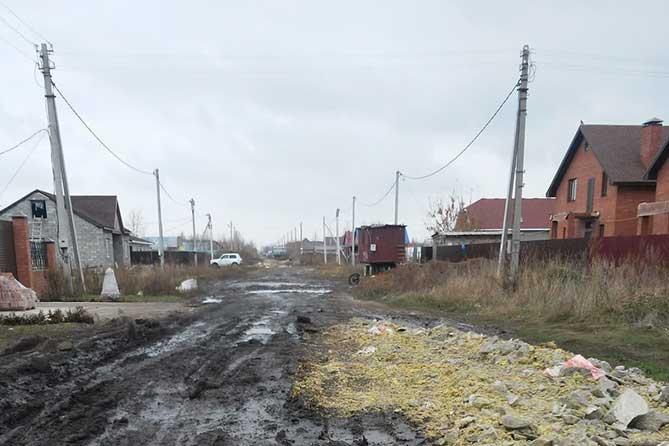 Изменение зонирования в Тимофеевке