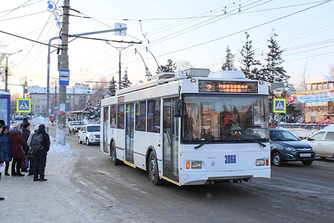 В Тольятти себестоимость поездки на троллейбусе составляет 51 рубль