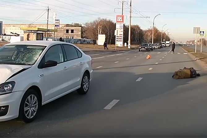 В Тольятти на улице Заставной мужчина получил травмы, несовместимые с жизнью