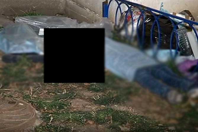 Причины трагедии: Мать, взяв на руки больного сына, бросилась вниз с девятого этажа