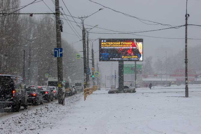 Рынок наружной рекламы Тольятти приобретает цивилизованный вид