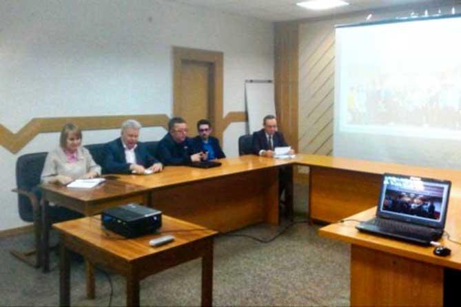 Управляющие микрорайонами Комсомольского района рассказали о проделанной работе в 2018 году