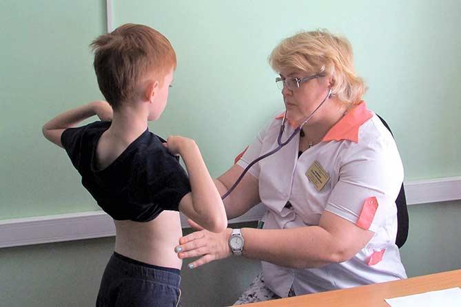 Областные специалисты проведут прием маленьких пациентов в Тольятти 20 ноября 2018 года