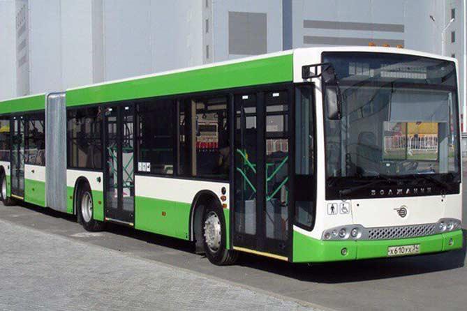 В детском технопарке «Кванториум-63» возобновлена работа автобусного маршрута №12