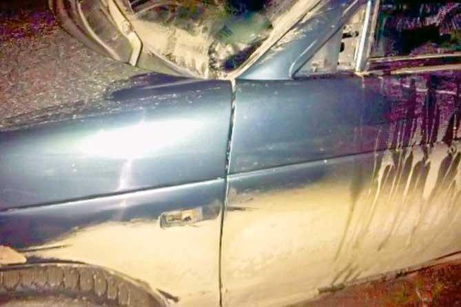Около кладбища в Центральном районе Тольятти пострадал 48-летний мужчина