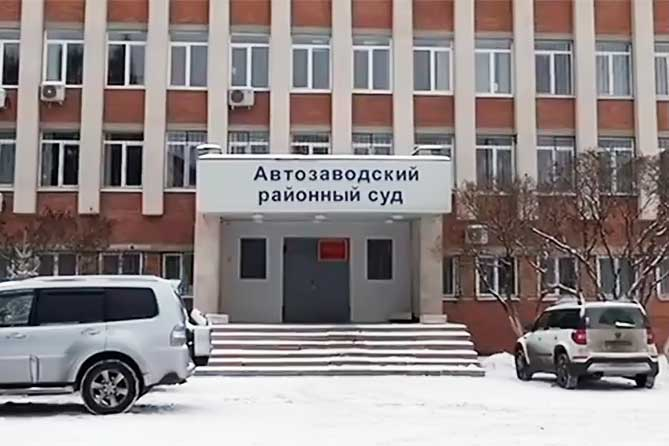 В Тольятти решением суда Семенов Артем заключен под стражу до 1 февраля 2019 года