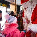 В Тольятти стартовал новогодний проект «Чудо-маршрут Деда Мороза и Снегурочки»