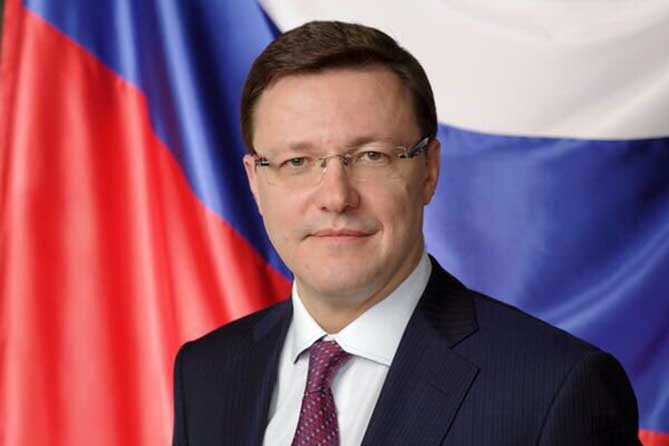 Поздравление Дмитрия Азарова с Новым 2019 годом