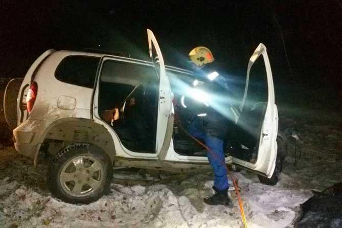 В ДТП под Тольятти погибли двое взрослых и пострадали четверо детей