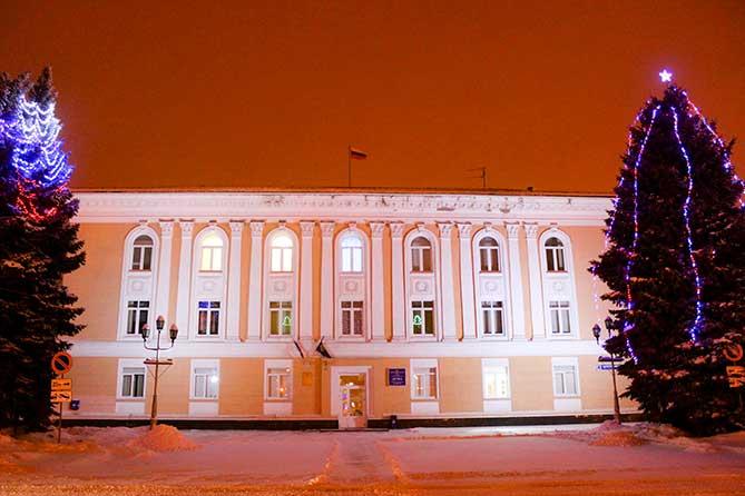 Поздравление депутатов Думы Тольятти с Новым 2019 годом и Рождеством
