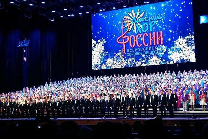 Хор мальчиков «Ладья» из Тольятти выступит в Кремле 27 декабря 2018 года