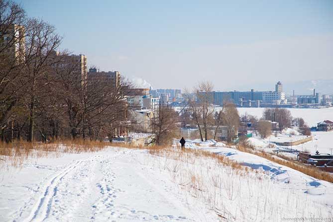Погода в Тольятти с 4 по 7 декабря 2018 года
