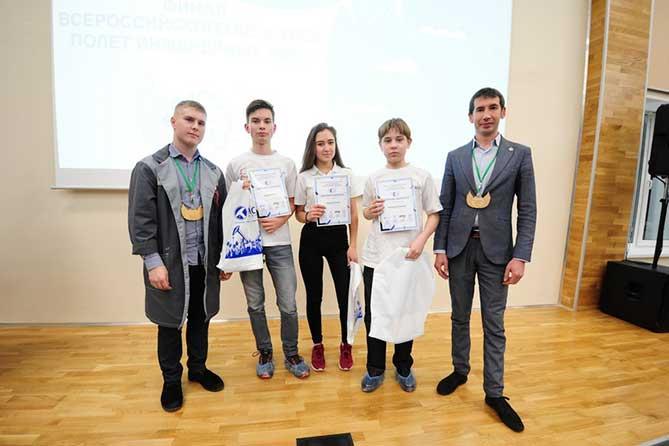 Команда детского технопарка Тольятти во Всероссийском конкурсе заняла второе место с проектом «Домофон будущего»