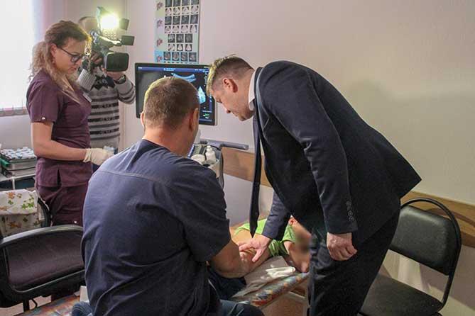 Ранее в Тольятти ни в одном лечебном учреждении эту процедуру сделать было нельзя