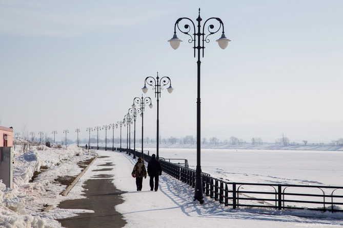 Погода в Тольятти с 1 по 3 декабря 2018 года