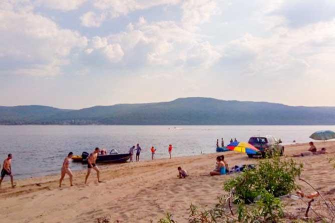 В Тольятти на полуострове Копылово запустят туристический центр отдыха