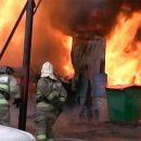 В Тольятти при пожаре на складском помещении погиб молодой мужчина