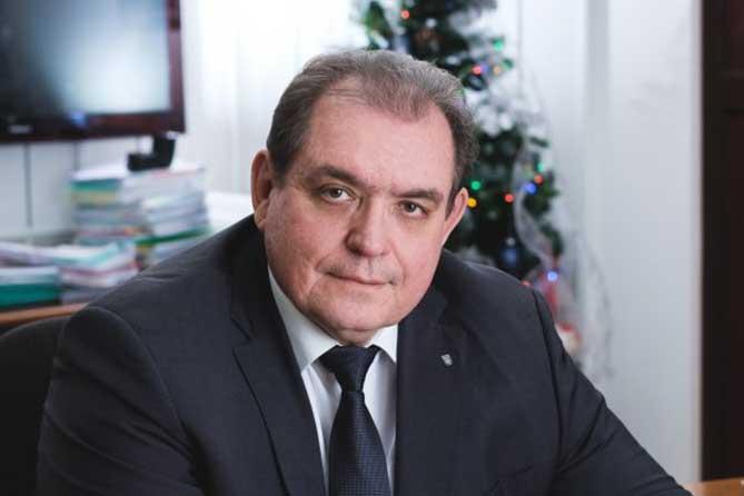 Сергей Анташев поздравил жителей Тольятти с Новым 2019 годом и Рождеством