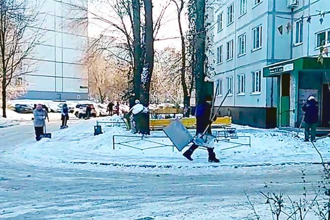 Декабрь 2018 обещает быть в Тольятти холоднее обычного