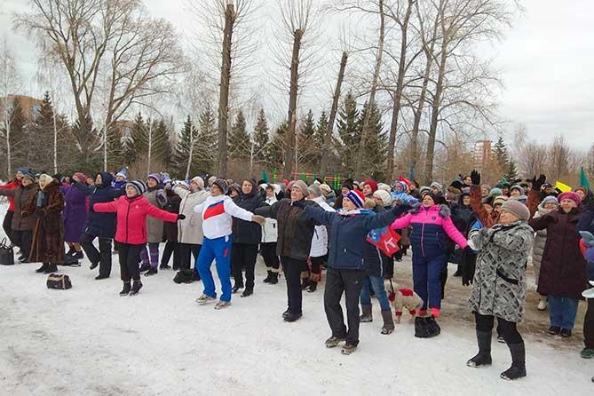 Физзарядку планируют организовать и в Автозаводском районе