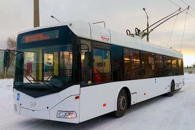 Нужен ли троллейбус в городе