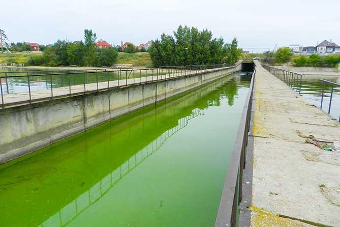 В Тольятти планируют построить новые очистные сооружения