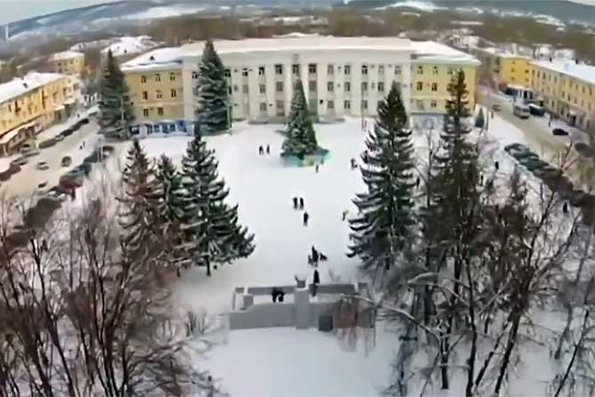 Новый глава Жигулевска получил от губернатора Дмитрия Азарова символичный подарок