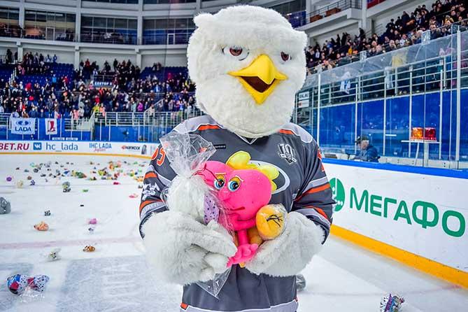 Акция в Тольятти 5 января 2019 года: Игрушки будут переданы в детские дома и семьям, попавшим в трудную жизненную ситуацию
